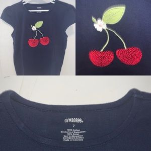 Gymboree for girl T-shirt short  sleeve